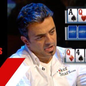 TEST your poker READING skills ♠️ Best Poker Moments Retro ♠️ PokerStars