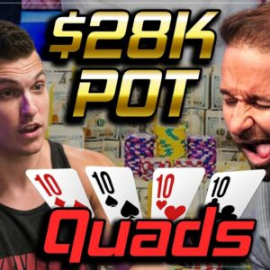 A TRAP LAID FOR DOUG! WILL HE TAKE THE BAIT?! - High Stakes Feud