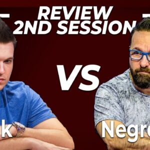 Doug Polk BEATING Daniel Negreanu With SOLID Play?! | Bencb Reviews The Heads-Up Match!
