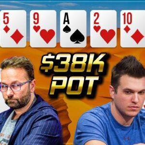 Daniel and Doug play $38K Pot | Round 3