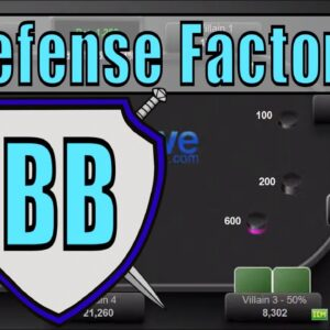 Defending From The Big Blind: The Key Considerations