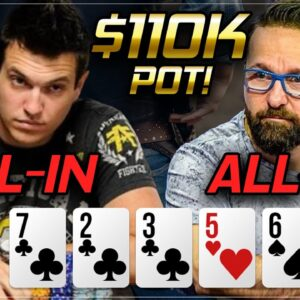DIRE STRAIGHTS!! $110k ALL IN- High Stakes Feud