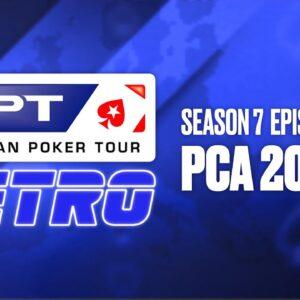 Retro POKER ♠️ EPT Retro S7: PCA 2011 ♠️ PokerStars
