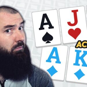 How Often Is The Flop Ace High In Poker?