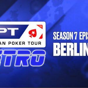 LIVE POKER: RETRO EDITION ♠️ EPT Retro S7: Berlin ♠️ PokerStars