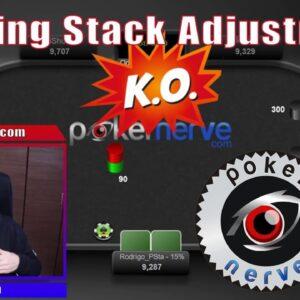 PKO Tournament Strategy - Adjusting Short Jam Ranges