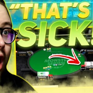 REACTING TO CRAZY POKER HANDS!! | PokerStaples Reacts - The Big Deal!