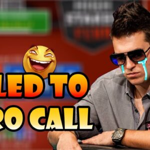 THERE GOES MY HERO! WATCH HIM AS HE GOES- High Stakes Feud