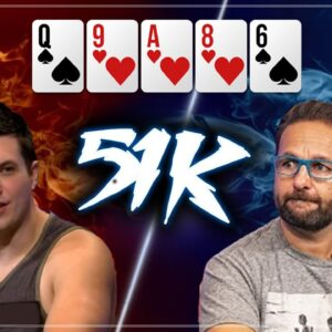 VALUE BET OR BLUFF? IS HE FOR REAL? - High Stakes Feud