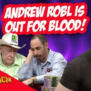 Andrew Robl, Doyle Brunson & Barry Greenstein on High Stakes Poker | Run it Back