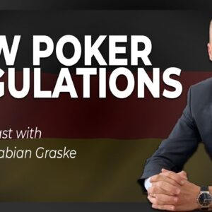 Will Poker DIE in Germany? [GERMAN] | RYE Podcast with Fabian Graske