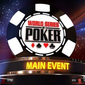 WSOP Main Event 2020