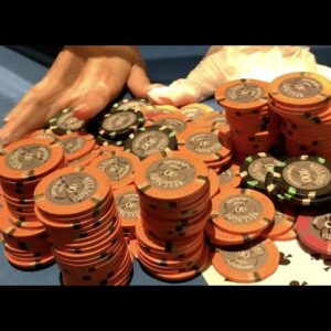 VERY SPECIAL!!! Playing In Bobby's Room! INSANE HAND!!! Must See! Poker Vlog Ep 136