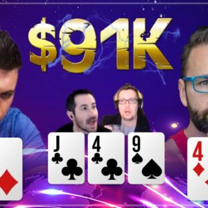 Are You Serious? Unbelivable Bad Luck | Dnegs vs Doug | High Stakes Feud