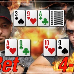 Brutal 4-Bet Bluff from Doug | Dnegs vs Doug | High Stakes Feud