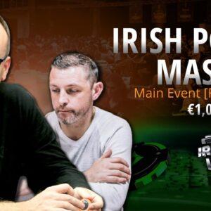 €1M Gtd Irish Poker Masters [Final Table]