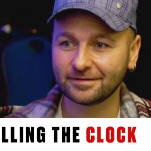 Oliver Calls Clock on Daniel Negreanu ♠️ Poker Etiquette ♠️ PokerStars UK