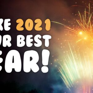 How to MAKE 2021 your BEST year EVER! | A Little Coffee with Jonathan Little