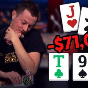 Did Durrrr Spew on High Stakes Poker?!