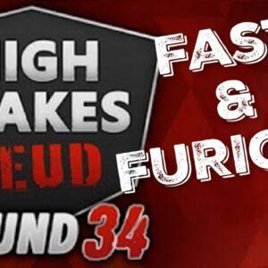 FAST & FURIOUS - Round 34 Hand Reviews