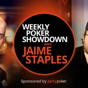 Phil Sabbah | Weekly Poker Showdown S2 Ep2 | PokerStaples partypoker Podcast