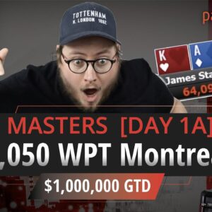MONTREAL MASTERS WPT | Pokerstaples Stream Highlights