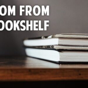 WISDOM from my BOOKSHELF | A Little Coffee with Jonathan Little