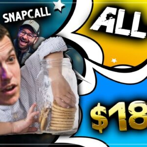Doug Gets His Hand Caught In The Cookie Jar? | Dnegs vs Doug | High Stakes Feud