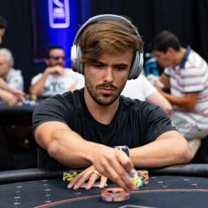 brazilian yuri dzivielevski making another run at online poker 1