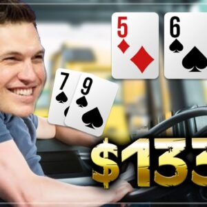 Luckiest Truck Driver Alive | Dnegs vs Doug | High Stakes Feud