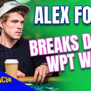 Run it Back with Alex Foxen | WPT Five Diamond