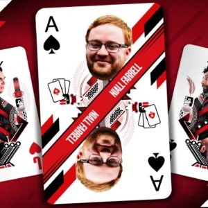 POKER IN THE EARS PODCAST: EPISODE 205, WITH NIALL FARRELL  ♠️ PokerStars