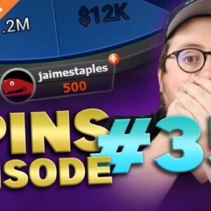 SPINS CHALLENGE EPISODE #35 | PokerStaples Stream Highlights