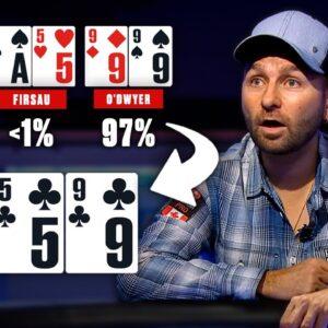 The SICKEST CHOPPED POT in Poker History ♠️ Best Poker Clips ♠️ PokerStars