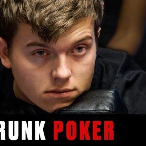 When Poker Players get DRUNK ♠️ PokerStars