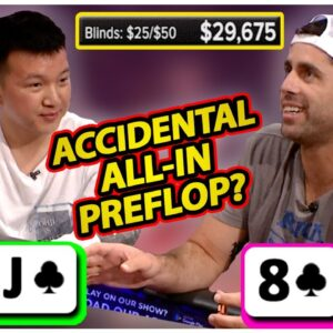 Accidental All In!? WHAT!? | Season 7 Episode 19 | Poker Night in America
