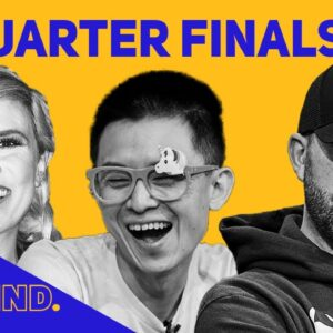 Sarah Herring, Ben Yu, and Garry Gates Battle For a Spot in the Semifinal!