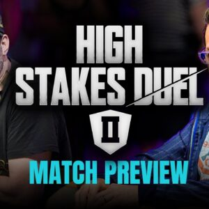 High Stakes Duel II Preview | Phil Hellmuth vs. Daniel Negreanu