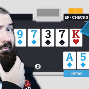 Leak ALERT. Do You Know Your OVERBET Spots?