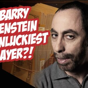 Nobody Loses Like Barry Greenstein on High Stakes Poker