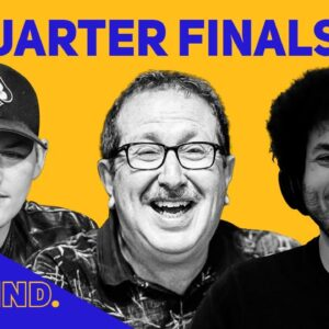 Norman Chad, Joey Ingram, and Alex Jacob Poker Quiz Battle!