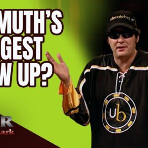 Phil Hellmuth Biggest Blow Up on Poker After Dark!