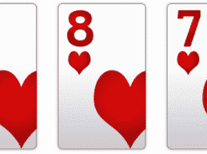 why does a straight flush beat four of a kind