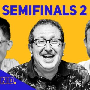 The Big Blind Poker Game Show | Semifinal ft Norman Chad, Ben Yu & Barstool Smitty