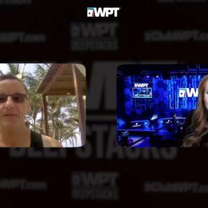 Danny McDonagh Shares Quarantine Stories Around the Globe with Lynn Gilmartin! | World Poker Tour