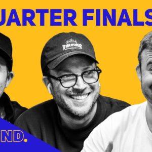 Barstool Nate, Smitty & Scott Vener Poker Trivia Battle!