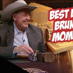 Doyle Brunson Best Poker Hands | High Stakes Poker