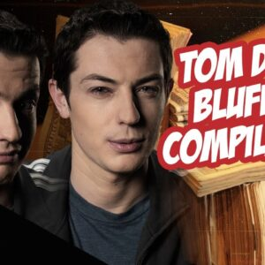 Every Tom Dwan Bluff on High Stakes Poker!