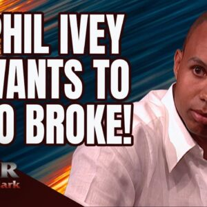 Find Out Why Phil Ivey Doesn't Want to be on Poker After Dark!