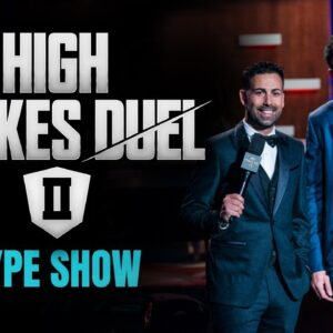 High Stakes Duel II | Round 1 | Hype Show | Phil Hellmuth vs Daniel Negreanu